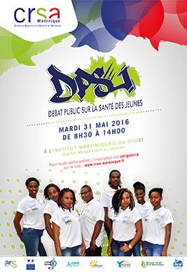 Débat publique sur la santé des jeunes